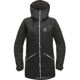 Haglöfs Niva Insulated Parka Women true black